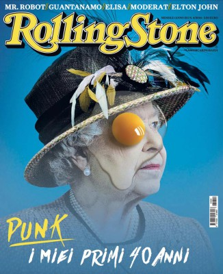 Rolling Stone (Italy), April 2016