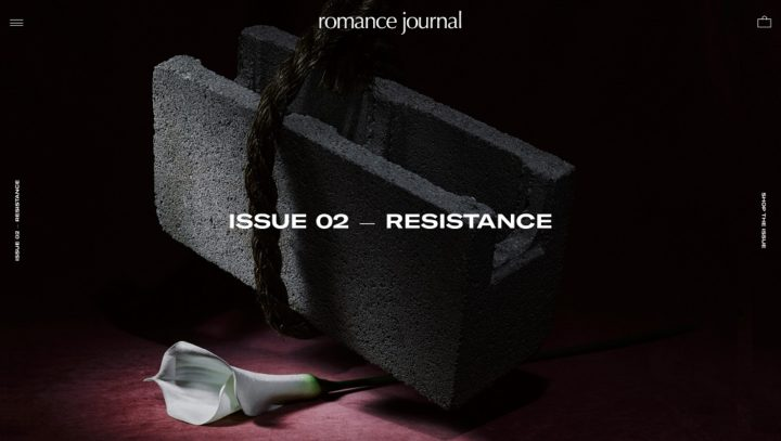 Romance Journal online, issue 2, June-July 2018