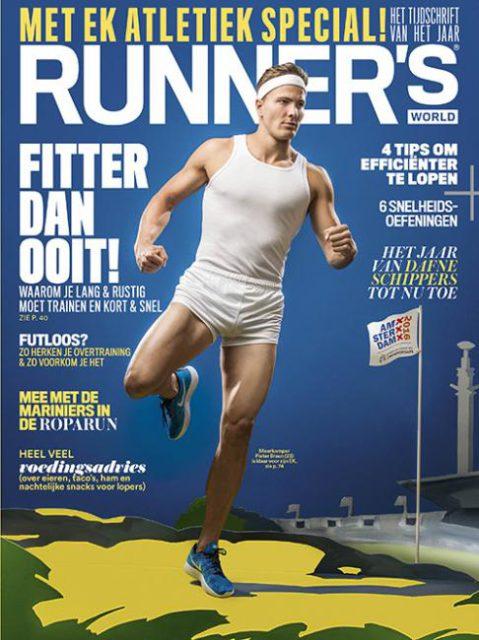 Runner's World (Netherlands), July 2016