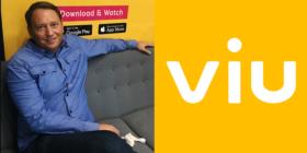 Ryan Solovei and Viu logo