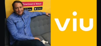 Ryan Solovei and Viu logo
