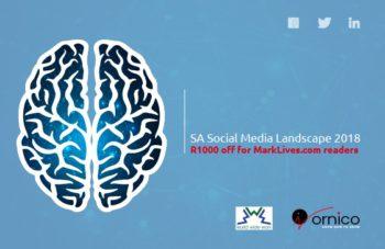 SA Social Media Landscape 2018