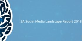 SA Social Media Landscape 2018 banner