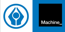 Sanlam logo and Machine logo