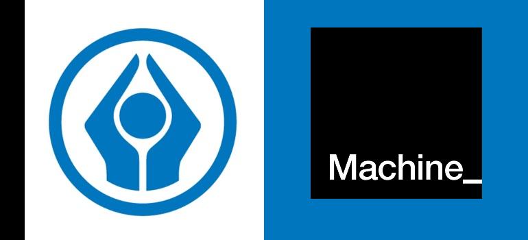 Sanlam logo and Machine logo