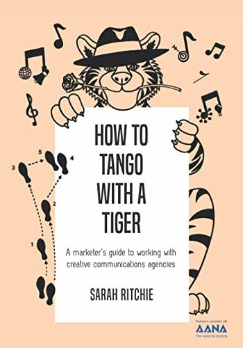 Sarah Ritchie's How to Tango with a Tiger book cover