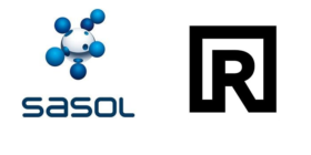 Sasol logo and Riverbed logo