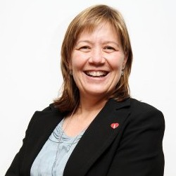 Sharon Keith, marketing director, Coca-Cola Southern Africa