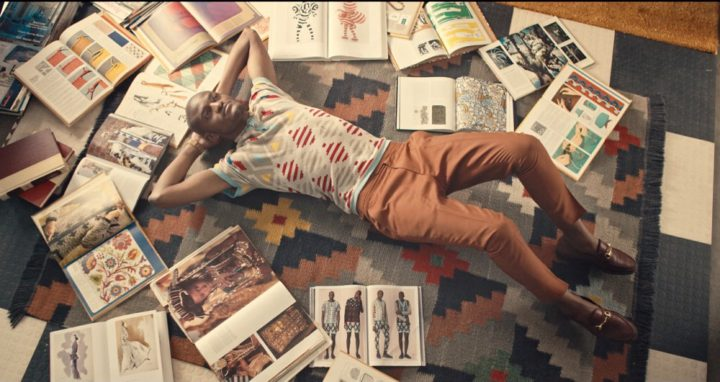Simone Bosman - Brand South Africa - Laduma MaXhosa