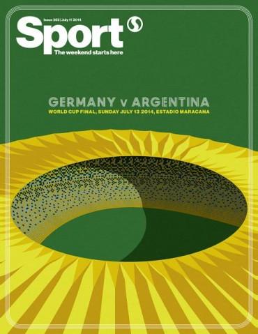 Sport (UK), 11 July 2014