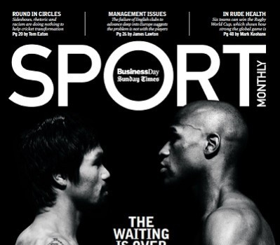 Sports Monthly, May 2015