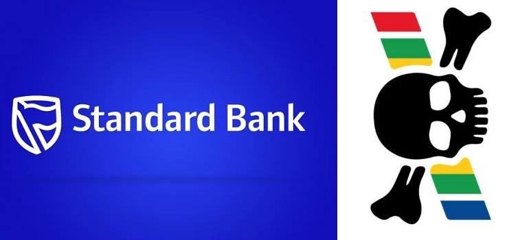 Standard Bank logo and TBWA Hunt Lascaris logo