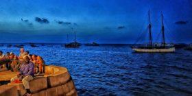 Stone Town, Zanzibar by Rohan Reddy