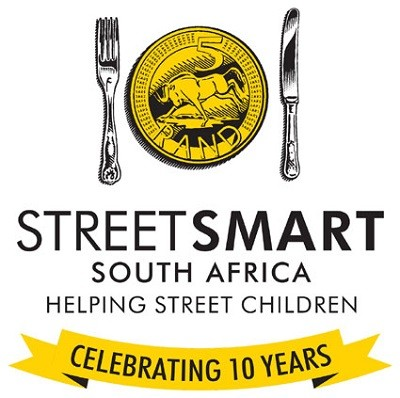 StreetSmart South Africa logo 10 years