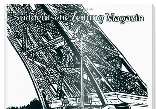 Suddeutsche Zeitung Magazin, 24 April 2015