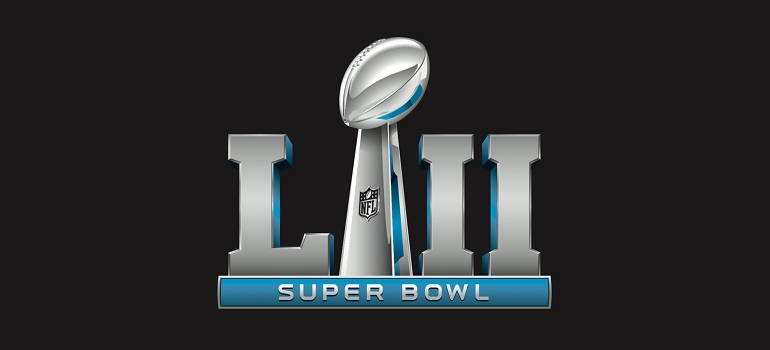 Super Bowl 2018 logo