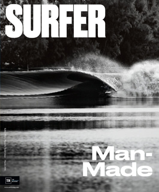 Surfer, March 2016