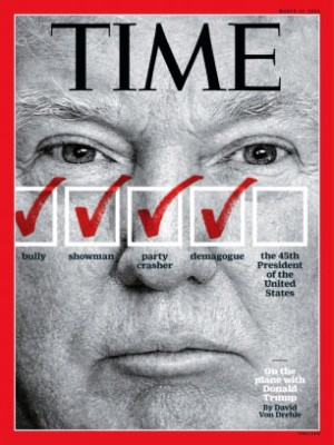 TIME, 14 March 2016