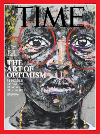TIME, February 2019 — Nelson Makamo