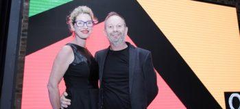 Tabitha King and Alistair King Creative Circle Hall of Fame slider