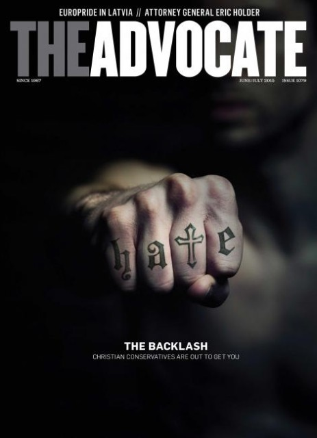 The Advocate, June/July 2015