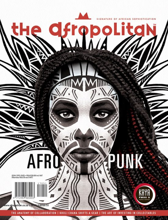 The Afropolitan, issue 51, October 2017