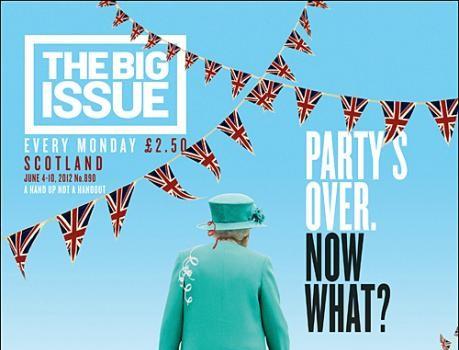 The Big Issue Scotland 4 June