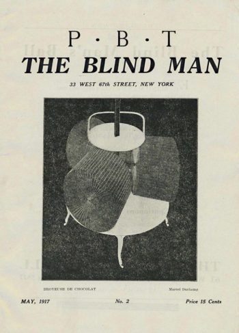 The Blind Man, issue 2, May 1917