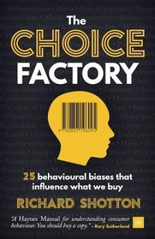 The Choice Factory book cover