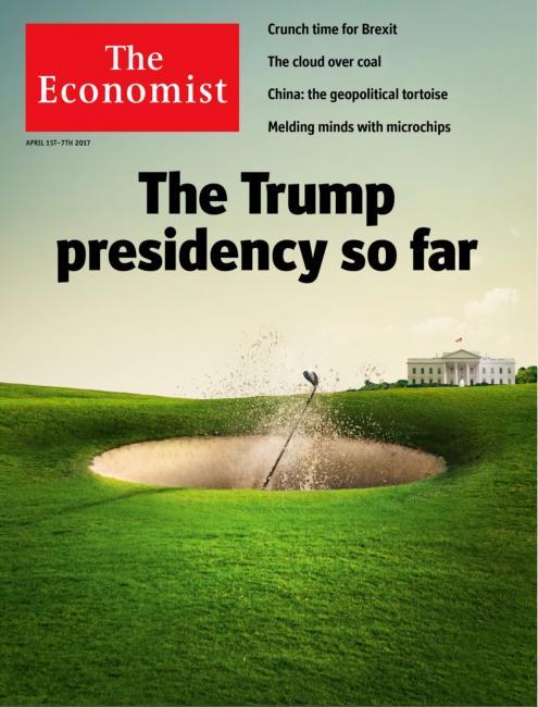 The Economist, 1 April 2017: Donald Trump
