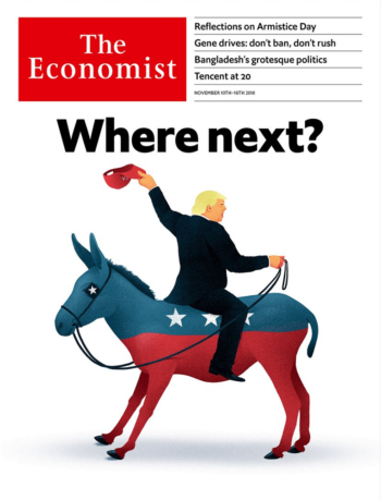 The Economist, 10-16 November 2018 - Donald Trump