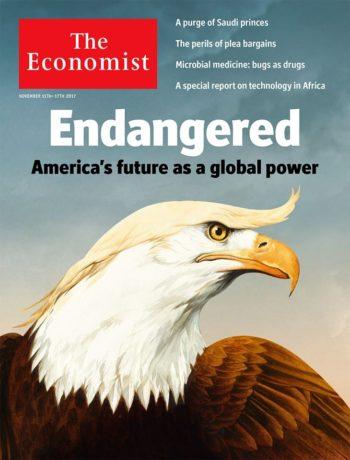 The Economist, 11-17 November 2017 - Donald Trump