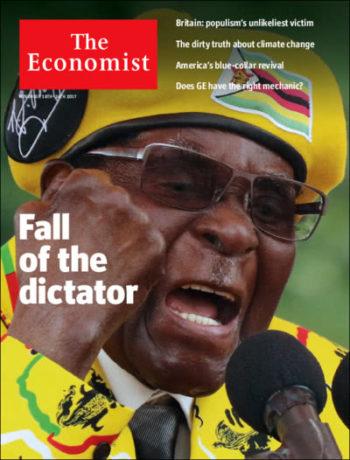 The Economist, 18-24 November 2017 - Robert Mugabe