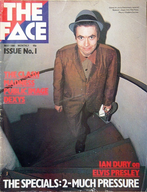 The Face, Issue 1, May 1980