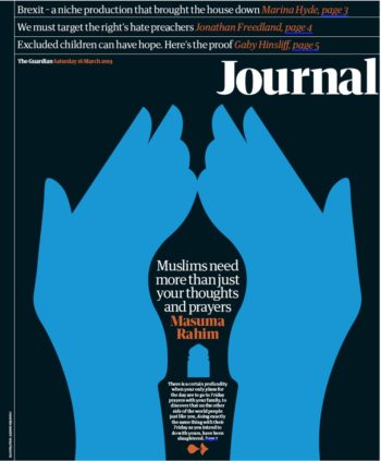 The Guardian - Journal, 16 March 2019 - Christchurch