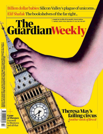 The Guardian Weekly, 5 April 2019