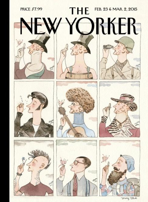 The New Yorker, 23 February 2015: Barry Blitt