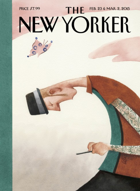 The New Yorker, 23 February 2015: Carter Goodrich