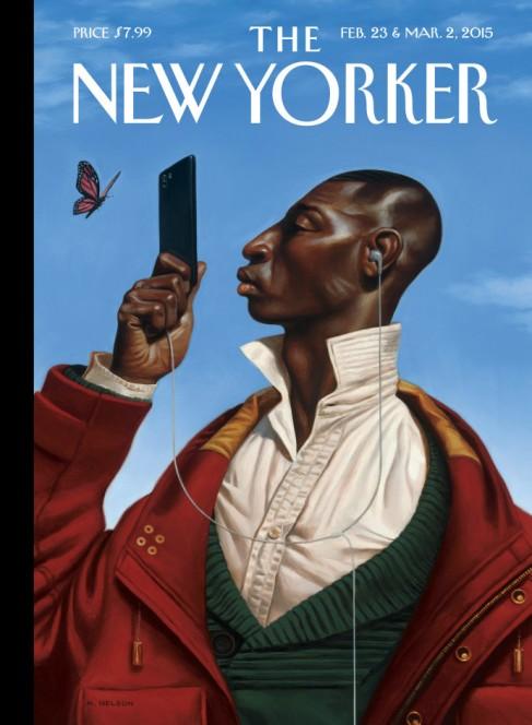 The New Yorker, 23 February 2015: Kadir Nelson