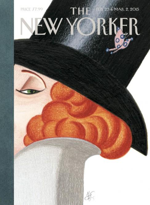 The New Yorker, 23 February 2015: Lorenzo Mattotti