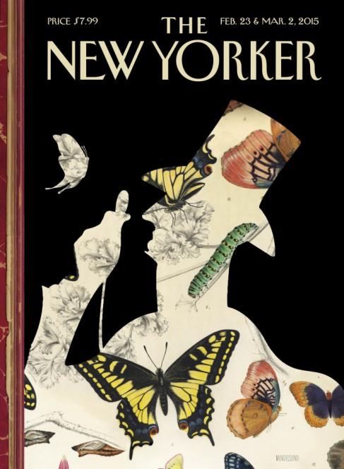 The New Yorker, 23 February 2015: Peter Mendelsund