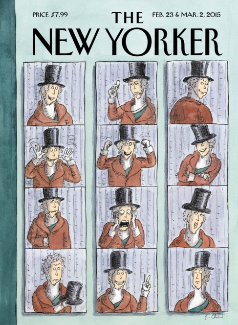 The New Yorker, 23 February 2015: Roz Chast