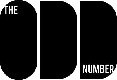 The Odd Number logo