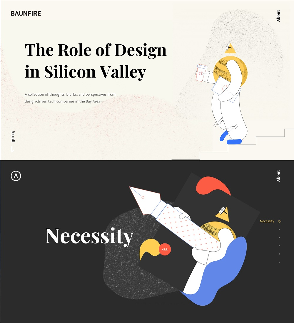 The Role of Design in Silicon Valley by Baunfire, online, November 2018