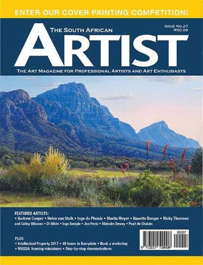 The South African Artist, Issue No. 27
