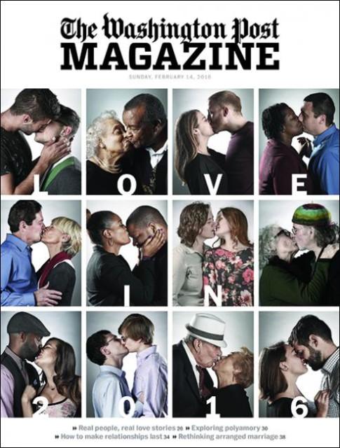 The Washington Post Magazine, 14 February 2016