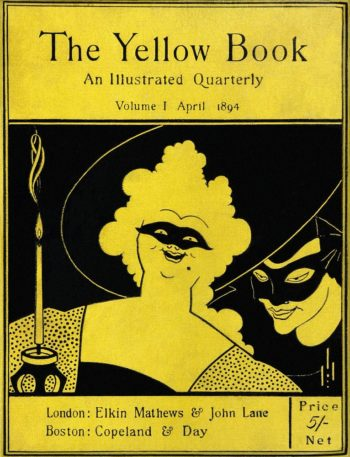 The Yellow Book, volume 1, April 1894