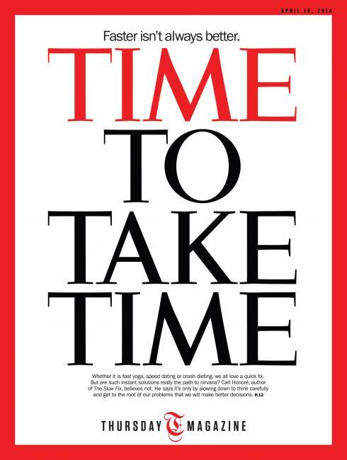 Thursday Magazine, 18 April 2014