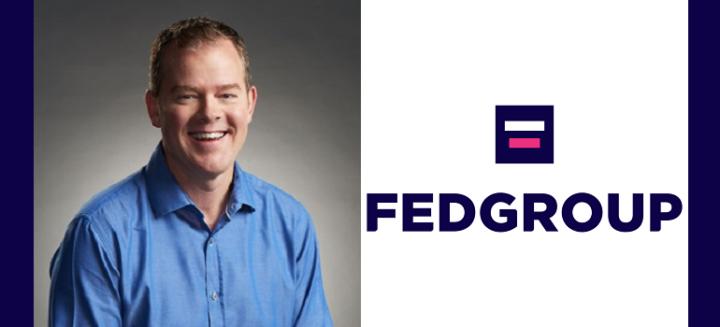 Tim Allemann and Fedgroup logo