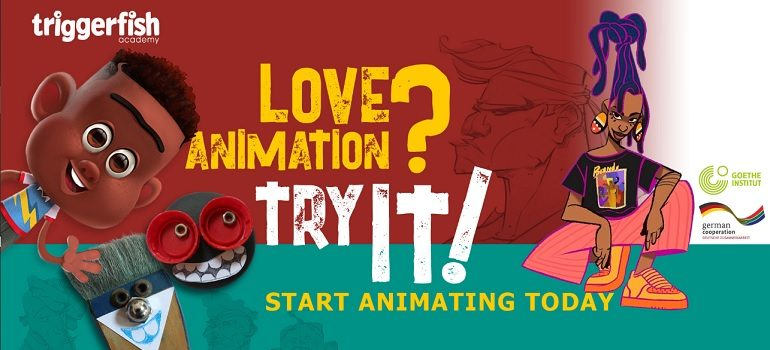 Triggerfish: Love animation? Try it!